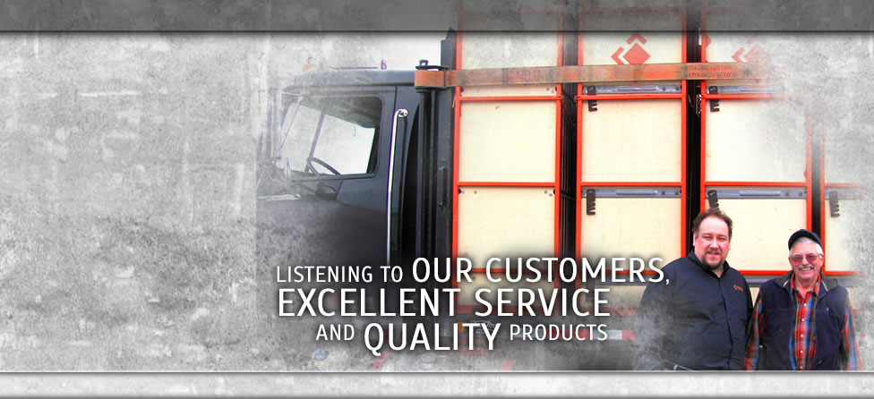 Concrete Forms R. D�silets :: Listening to our customers, excellent service and quality products