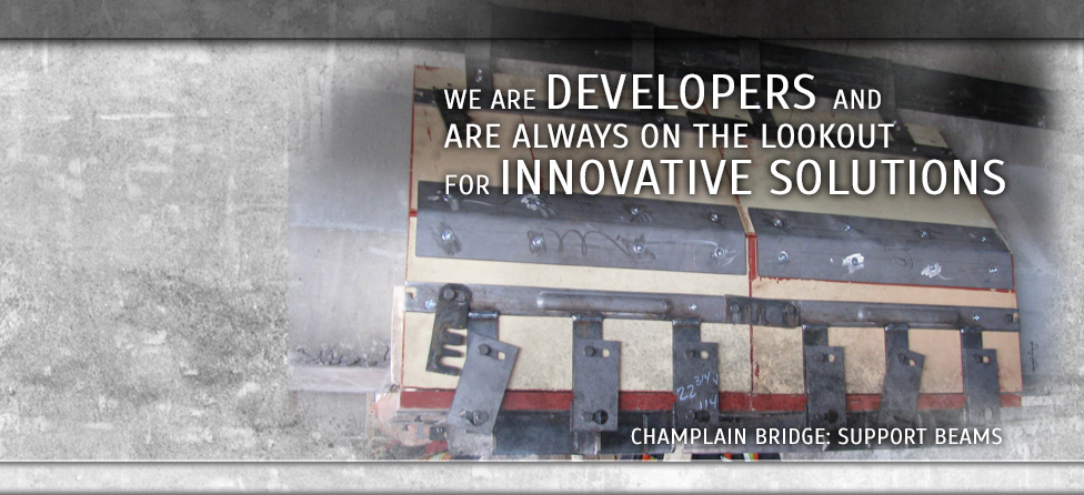 Concrete Forms R. D�silets :: We are developers and are always on the lookout for innovative solutions